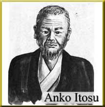 Risultati immagini per Itosu Ankō